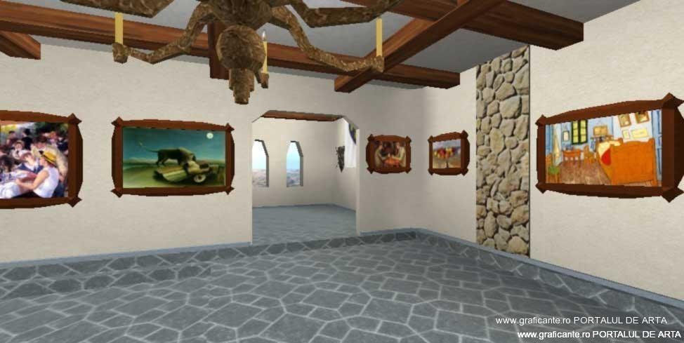 galeria3d_picturi_celebre