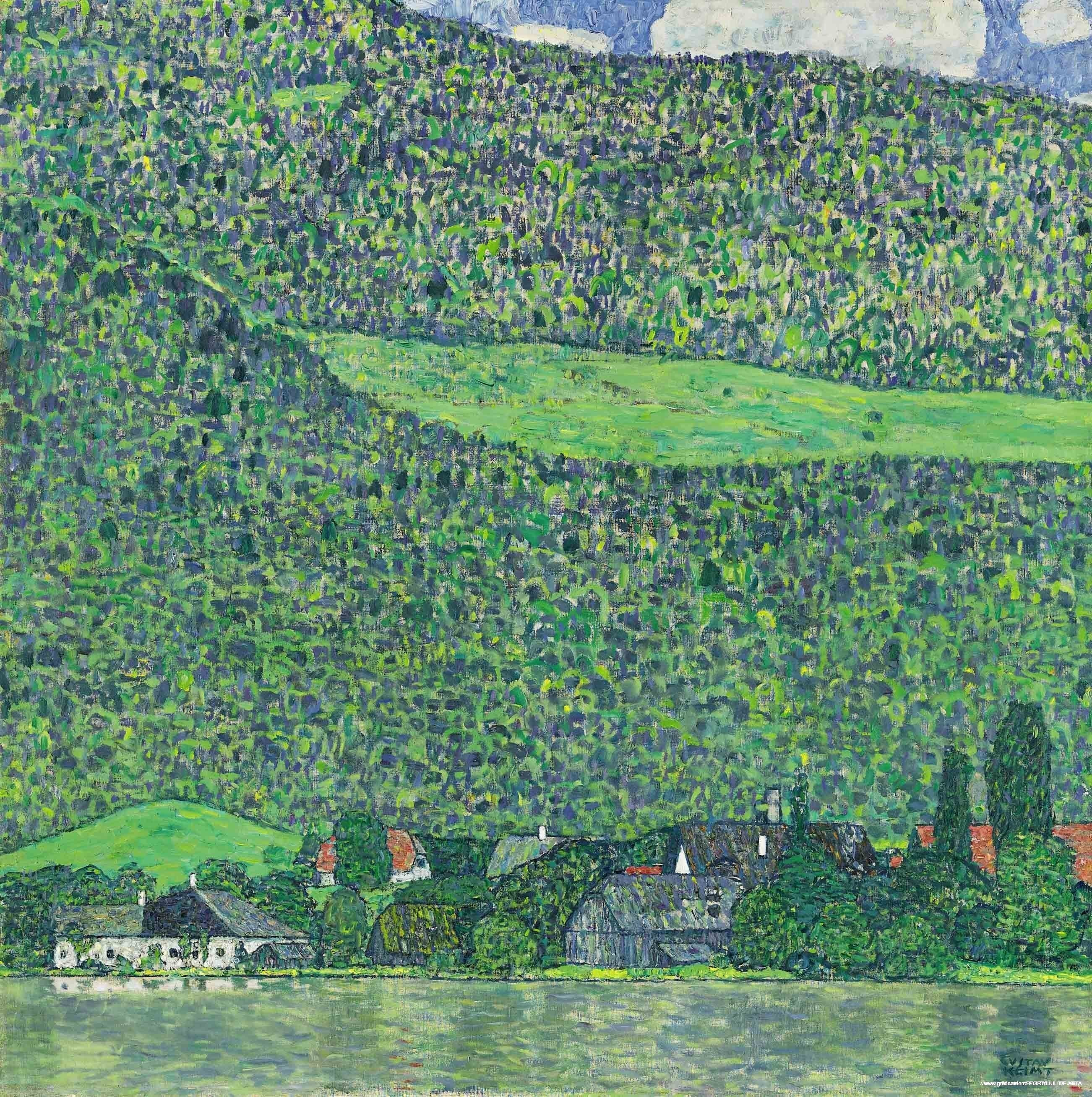 Lot-7-Klimt-Litzlberg-am-Attersee