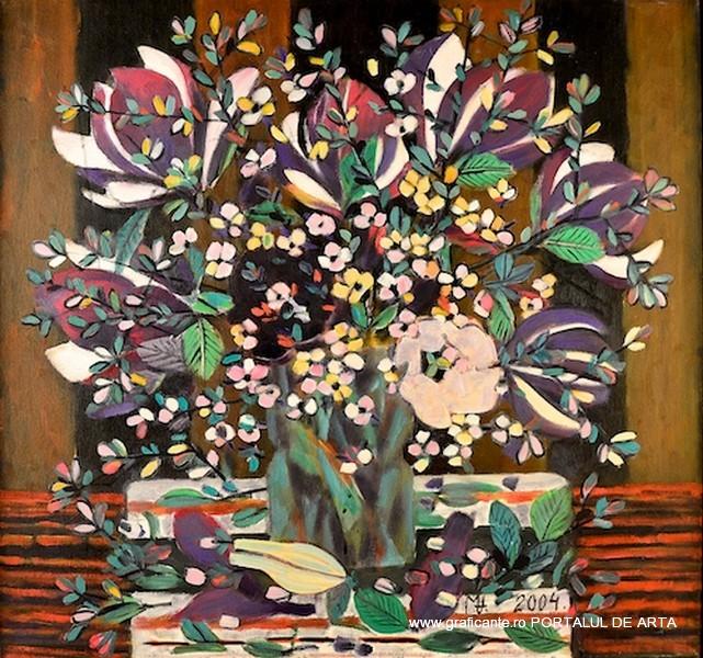 Viorel marginean, Merisor si magnolii