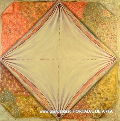 "Horia Bernea, ""Prapur"", 12.000 de euro, Goldart, iunie 2013"