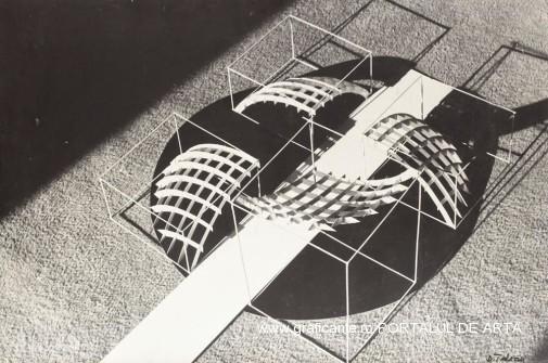 "Doru Tulcan, ""Monument project"", adjudecat: 2.500 euro, Artmark, 2013"