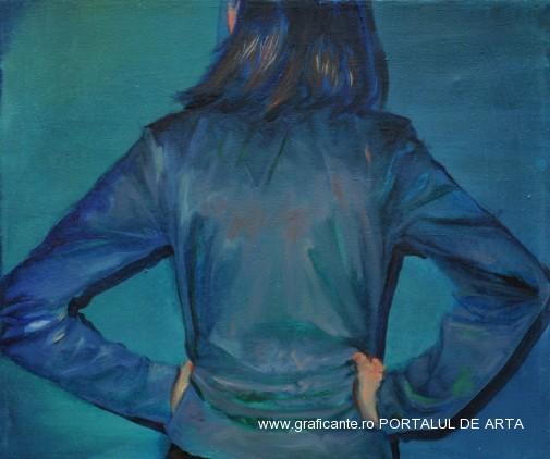 Anca Bodea, seria Persona (c) 418 Contemporary Art Galley