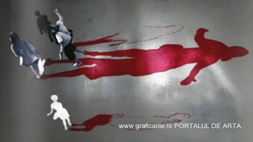 Francisc Chiuariu, din seria Shadows (c) AnnArt Gallery