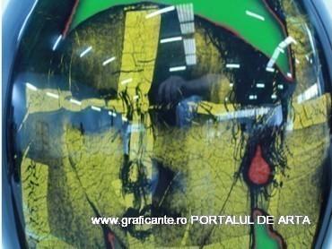 Mihai Topescu, Portret de fata cu panglica verde, (c)icr.ro