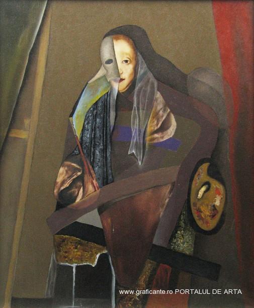 Petre Velicu, La Sevalet, estimare: 1.200-1.800 euro, Alis, 2013, (c)alis.ro