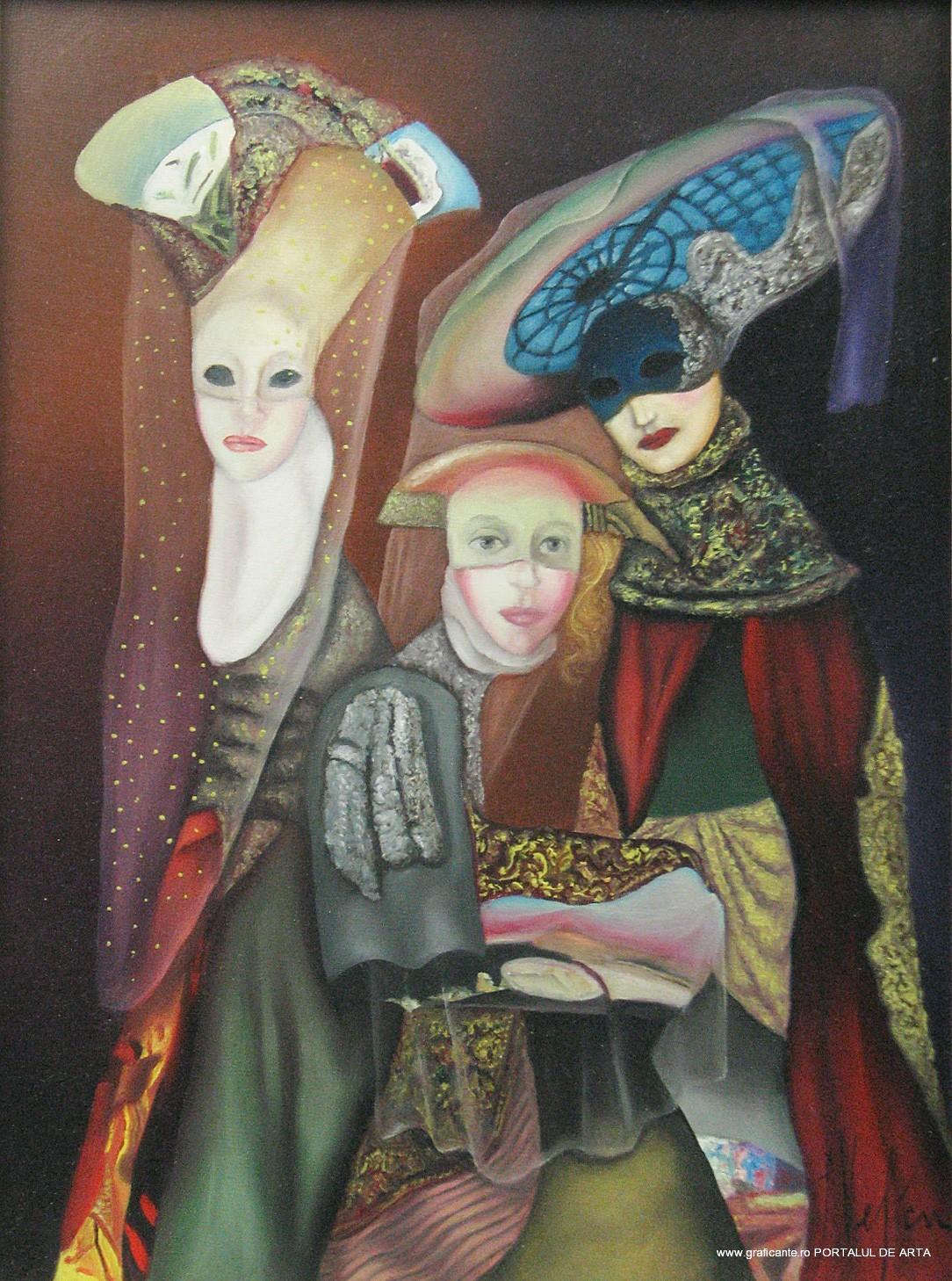 Petre Velicu, Trio la venetia, adjudecat: 11.000 lei, Alis, 2013, (c)alis.ro