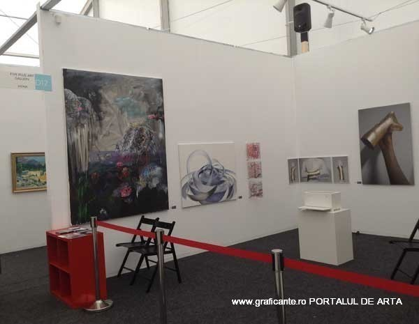 galeria Five plus art safari 2014